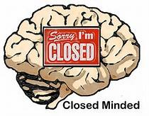 closed mind