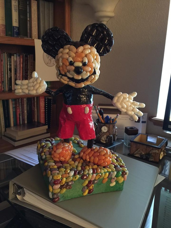 candy mickey mouse